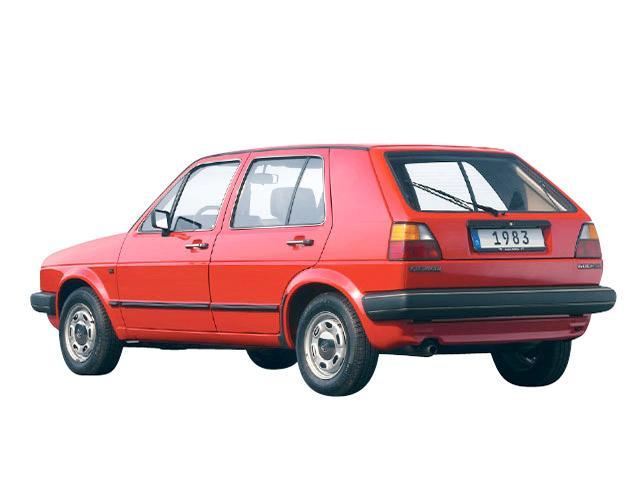 フォルクスワーゲン ゴルフ 1991年11月〜モデル
