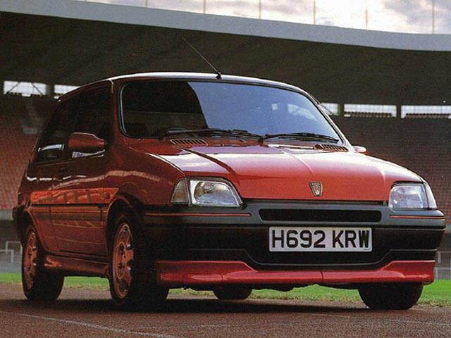 ローバー 100シリーズ 1992年1月〜モデル