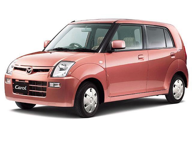 マツダ キャロル 2006年12月〜モデル