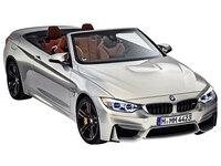 BMW M4カブリオレ 2019年1月〜モデルのカタログ画像
