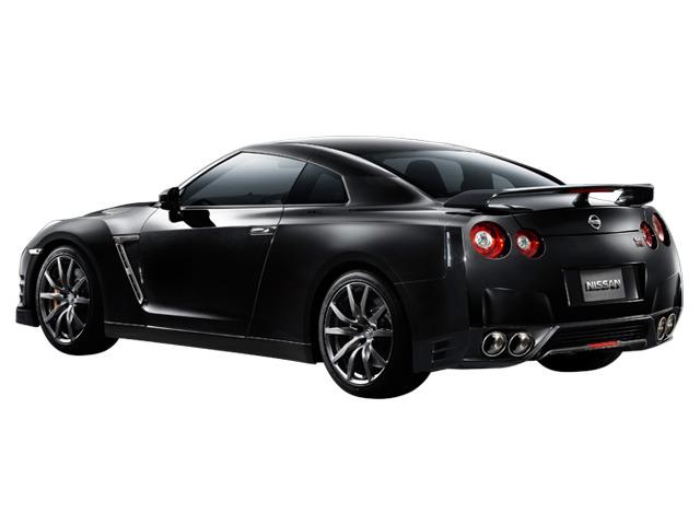 日産 GT-R 2014年11月〜モデル