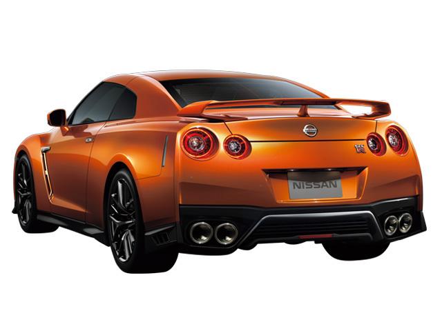 日産 GT-R 2016年7月〜モデル