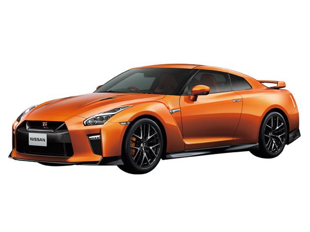 日産 GT-R 2019年6月〜モデル