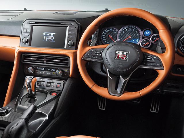 日産 GT-R 2017年11月〜モデル