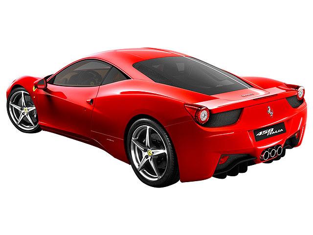 フェラーリ 458イタリア 2010年6月〜モデル