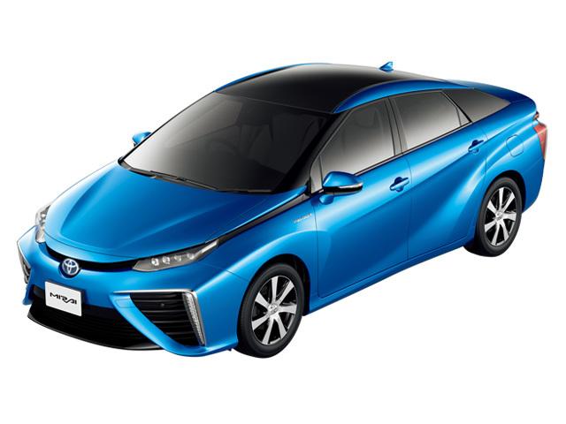 トヨタ MIRAI 新型・現行モデル