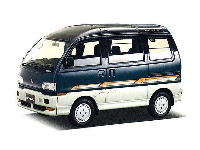 三菱 ブラボー 新型・現行モデル