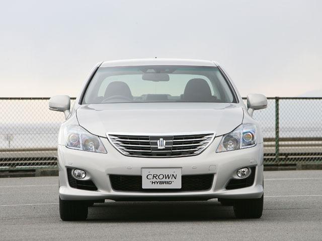 トヨタ クラウンハイブリッド 2008年2月〜モデル