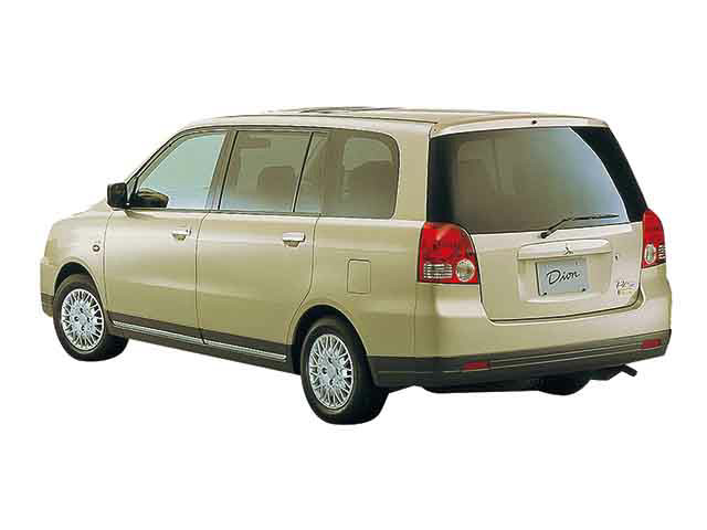 三菱 ディオン 2000年1月〜モデル