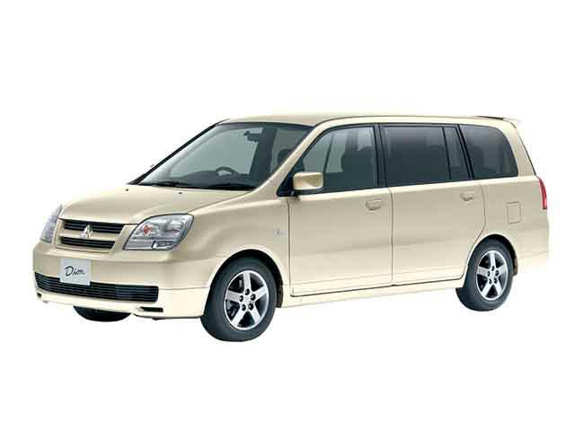 三菱 ディオン 新型・現行モデル