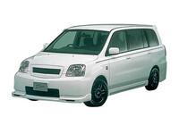 三菱 ディオン 2000年7月〜モデルのカタログ画像