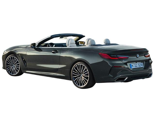 BMW 8シリーズカブリオレ 新型・現行モデル