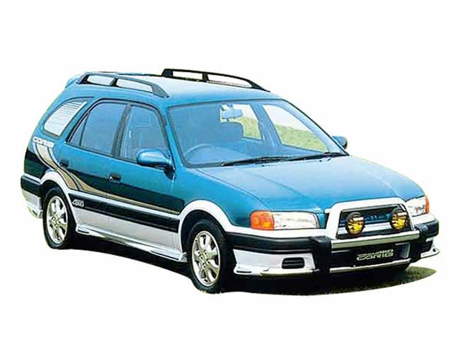 トヨタ スプリンターカリブ 1996年5月〜モデル
