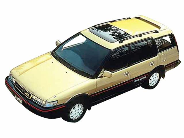 トヨタ スプリンターカリブ 1993年8月〜モデル