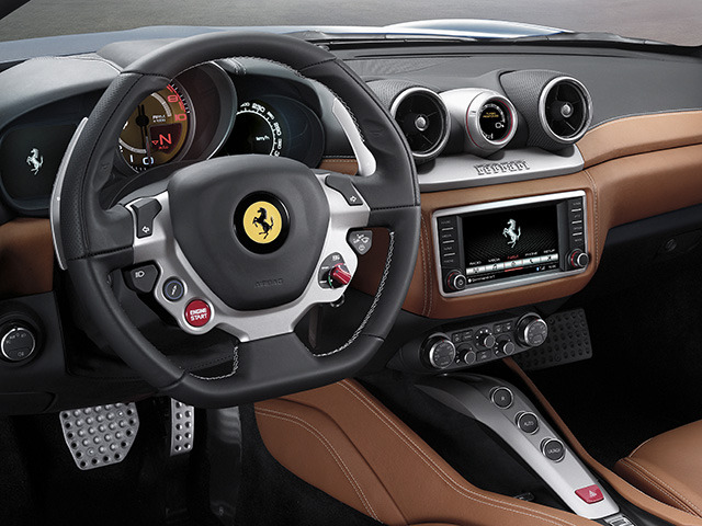フェラーリ カリフォルニアT 新型・現行モデル
