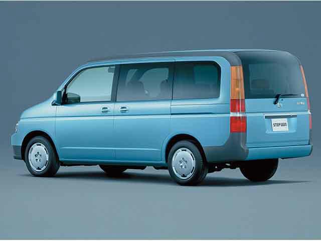 ホンダ ステップワゴン 2002年5月〜モデル