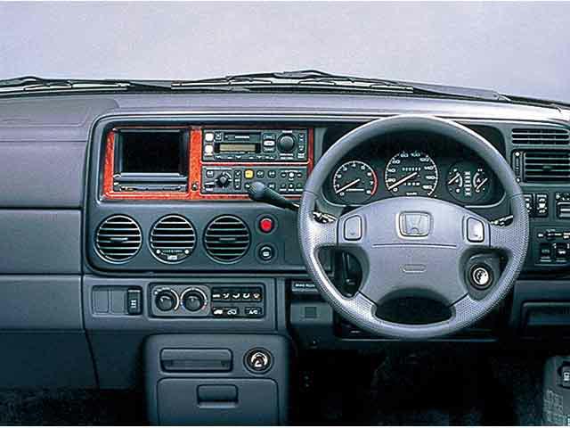 ホンダ ステップワゴン 1997年8月〜モデル