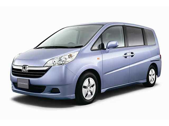ホンダ ステップワゴン 2005年5月〜モデル