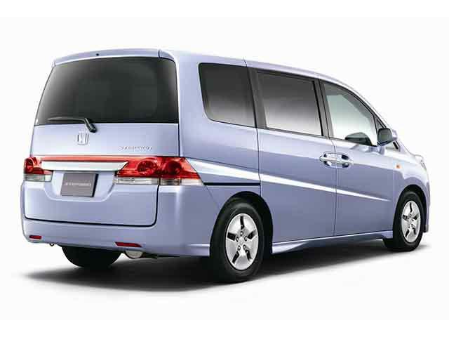 ホンダ ステップワゴン 2007年2月〜モデル