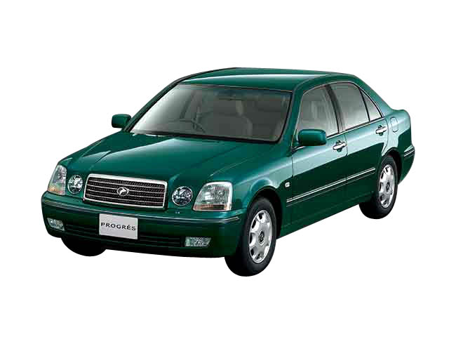 トヨタ プログレ 2001年4月〜モデル