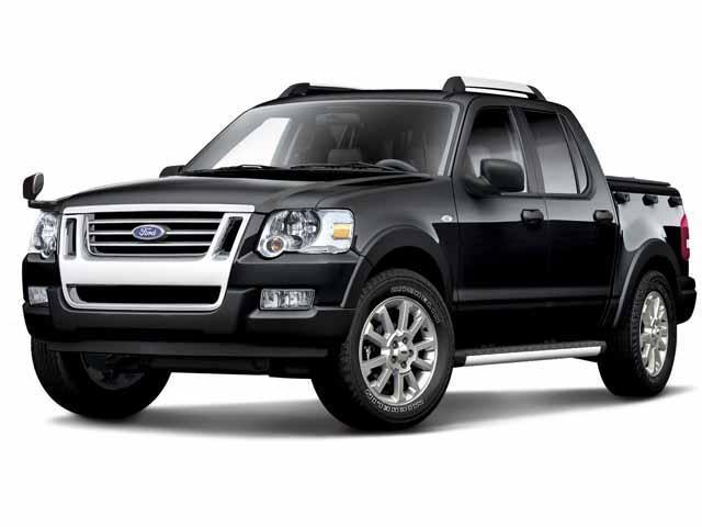 フォード エクスプローラースポーツトラック 新型・現行モデル