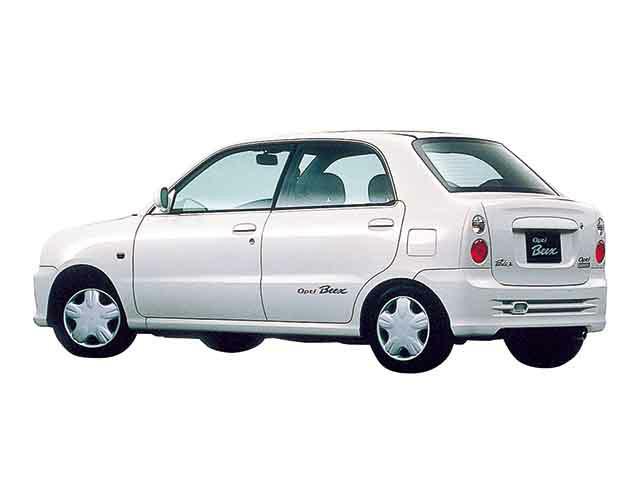 ダイハツ オプティ 1998年11月〜モデル