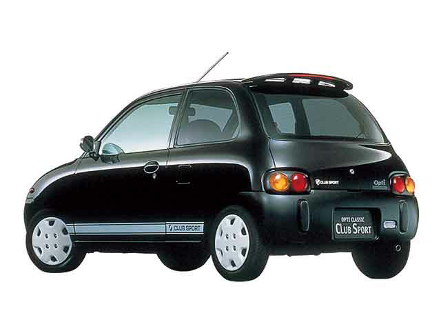 ダイハツ オプティ 1997年12月〜モデル