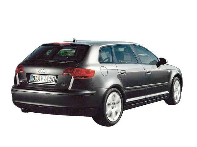 アウディ A3スポーツバック 2004年10月〜モデル