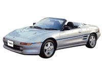 トヨタ MRスパイダー 1996年2月〜モデルのカタログ画像