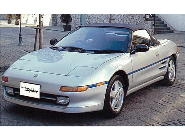 トヨタ MRスパイダー 1998年4月〜モデル