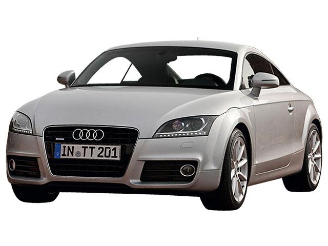 アウディ TT 2010年9月〜モデル
