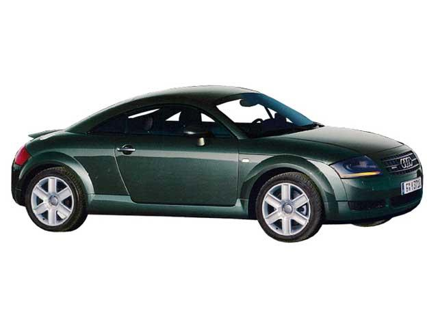 アウディ TT 2002年11月〜モデル
