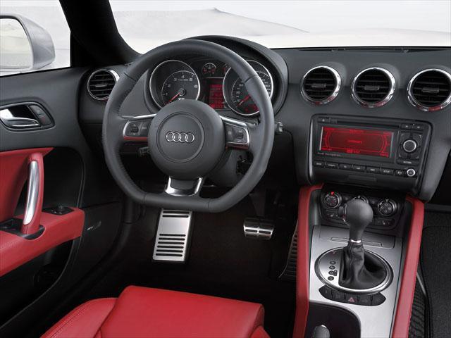 アウディ TT 2008年9月〜モデル