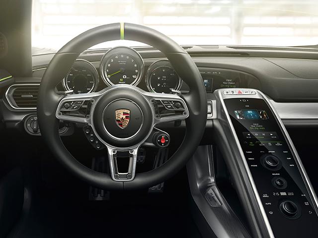 ポルシェ 918スパイダー 新型・現行モデル