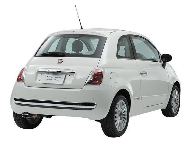 フィアット 500(チンクエチェント) 2010年8月〜モデル