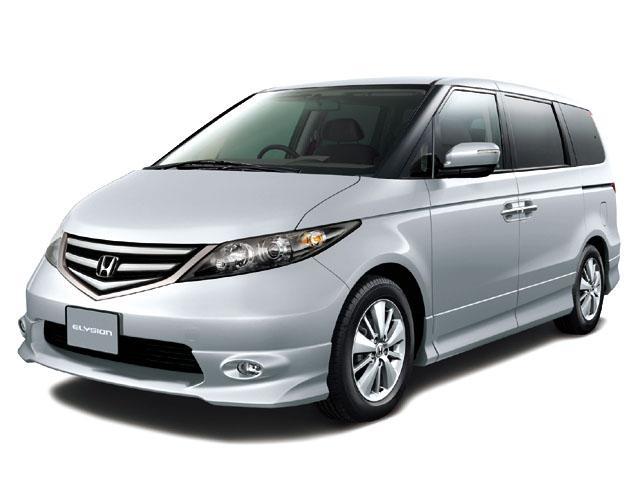 ホンダ エリシオン 2006年12月〜モデル
