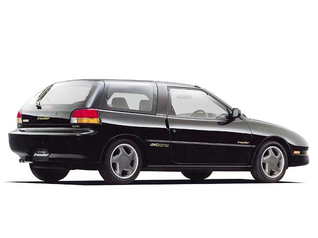 いすゞ PAネロハッチバック 1992年2月〜モデル