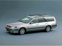 日産 ステージア 1996年9月〜モデルのカタログ画像