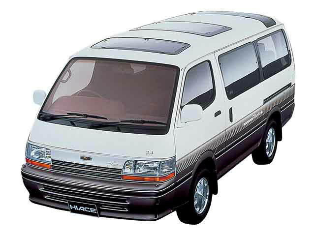 トヨタ ハイエース 新型・現行モデル
