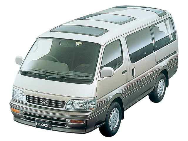 トヨタ ハイエース 1994年8月〜モデル