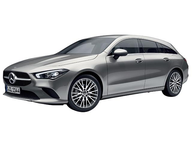 メルセデス・ベンツ CLAシューティングブレーク 新型・現行モデル
