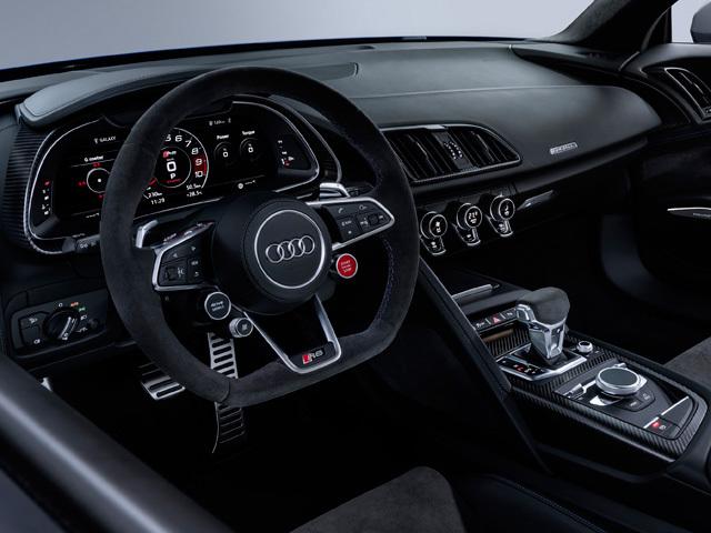 アウディ R8 新型・現行モデル