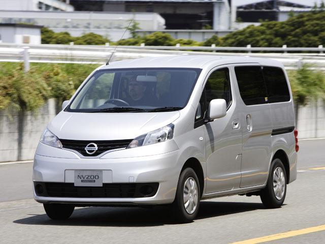 日産 NV200バネット 2014年9月〜モデル