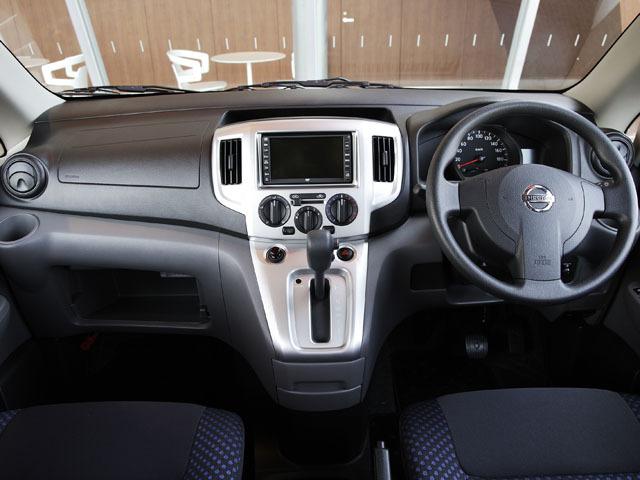 日産 NV200バネット 新型・現行モデル