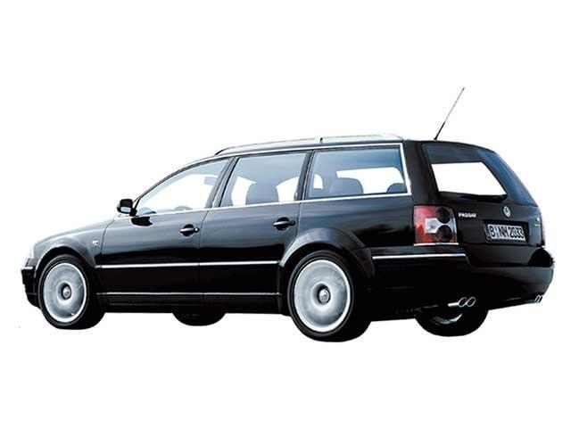 フォルクスワーゲン パサートワゴン 新型・現行モデル