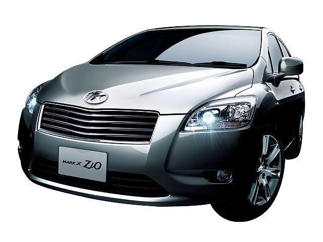 トヨタ マークXジオ 新型・現行モデル