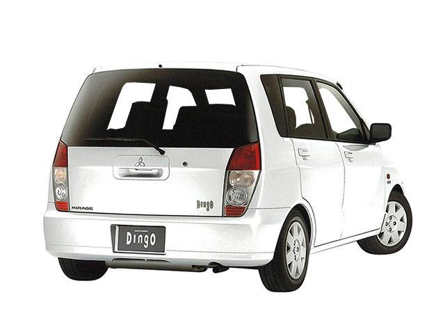 三菱 ミラージュディンゴ 新型・現行モデル