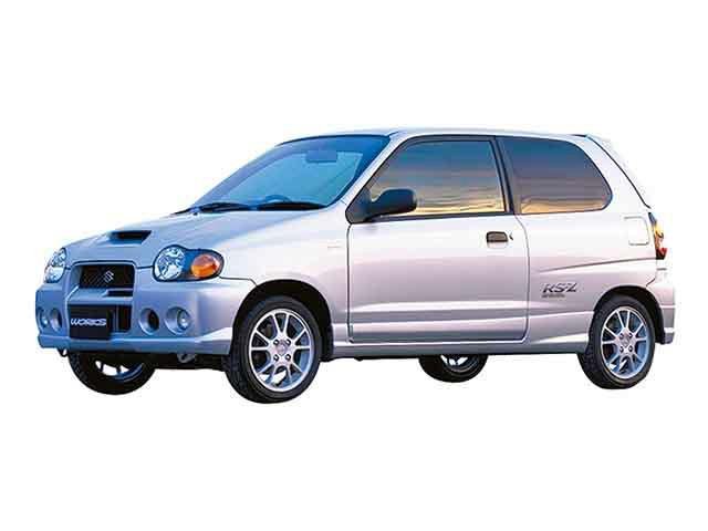 スズキ アルトワークス 1998年10月〜モデル