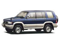 いすゞ ビッグホーン 1996年7月〜モデルのカタログ画像