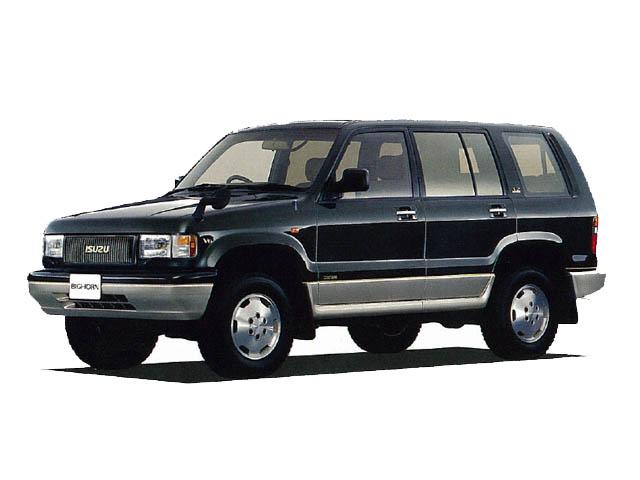 いすゞ ビッグホーン 1991年12月〜モデル